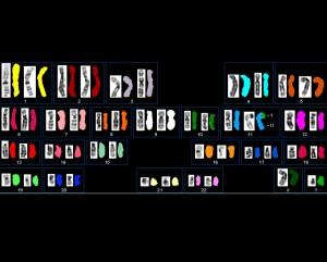 Hyperspectral Karyotypong