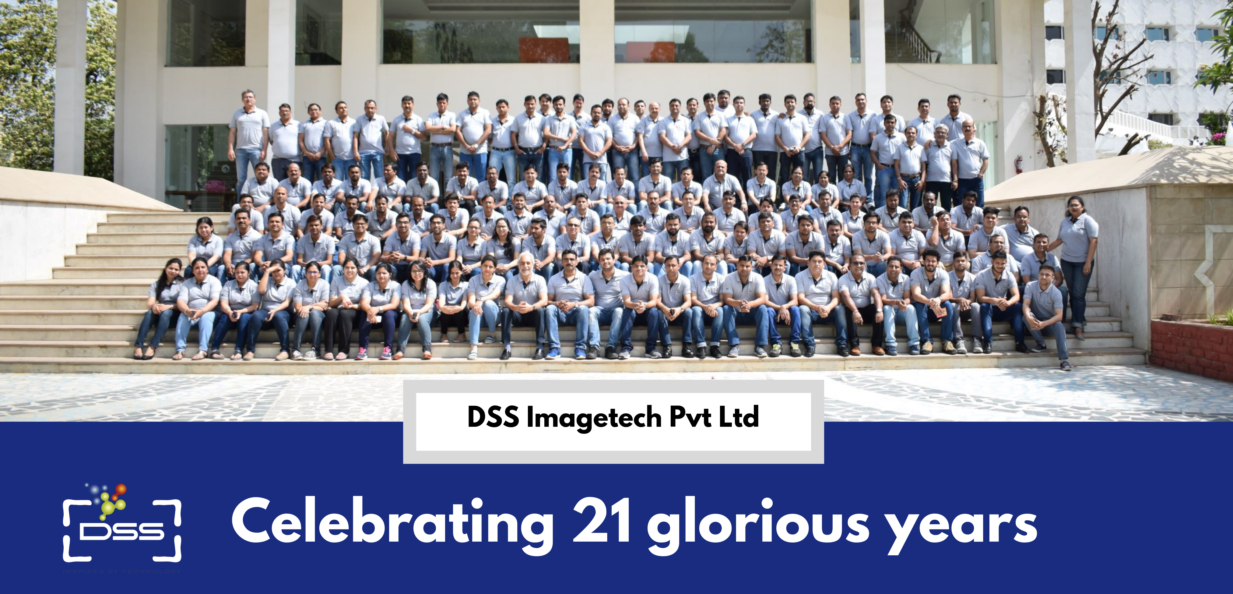 Celebrating 21 Glorious Years at DSS Imagetech