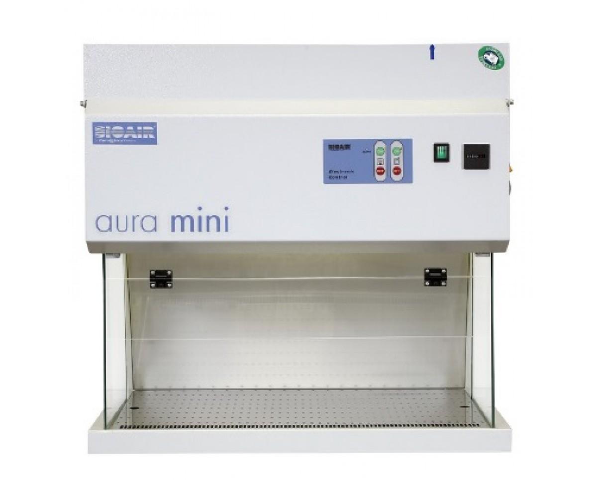 Laminar Flow Cabinet ~ Laminar flow cabinet aura mini biosafety