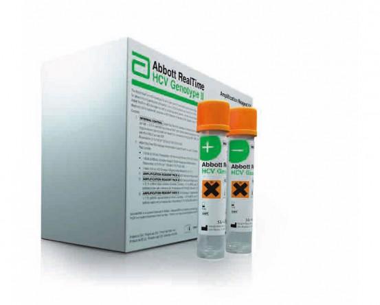 ABBOTT MOLECULAR Abbott RealTime HCV-GTII Assay in India