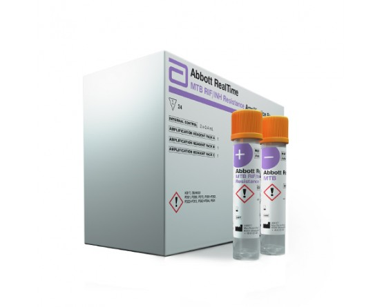 ABBOTT MOLECULAR Abbott RealTime MTB RIF/INH Resistance Assay in India