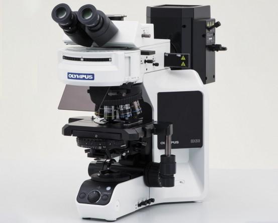 OLYMPUS Olympus BX53 Microscope in India