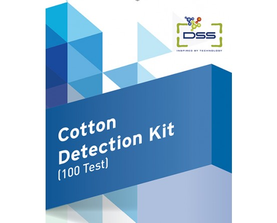 DSS Imagetech Cotton detection kit in India