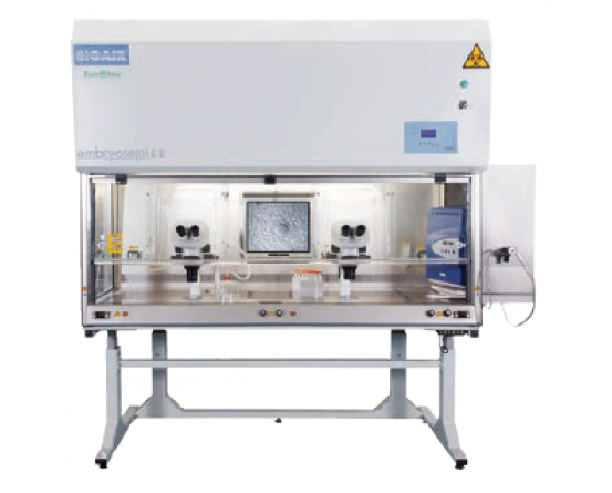 EUROCLONE IVF Cabinet - EmbryoS@fe II  in India