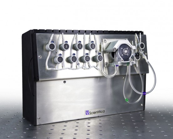 SCIENTIFICA The Programmable Perfusion System in India