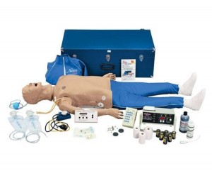 Advanced Life support Training Manikin