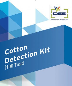 Cotton detection kit