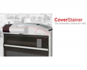 Dako Coverstainer - Fully Automated H&E Working Station