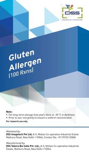 DSS Imagetech Gluten Allergen in India