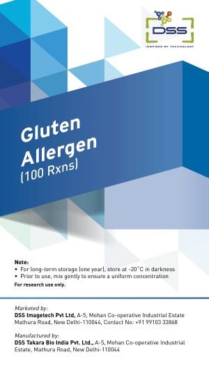 Gluten Allergen