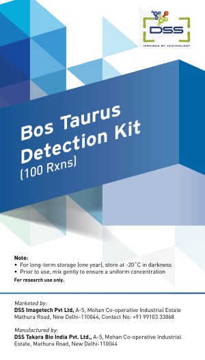 DSS Imagetech Bos Taurus Detection Kit in India