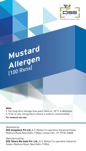 DSS Imagetech Mustard Allergen in India