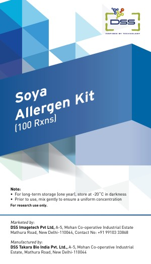 DSS Imagetech Soya Allergen Kit in India
