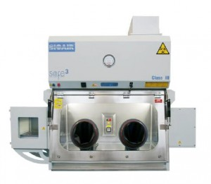 S@fe3 - Class III MicroBiological Safety Cabinets