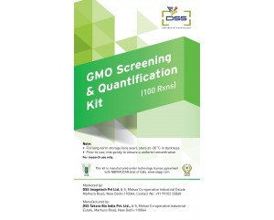 GMO Screening & Quantification Kit