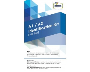 A1/A2 Identification kit
