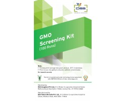 GMO Screening  Kit