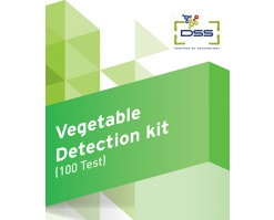 Vegetable Detection kit