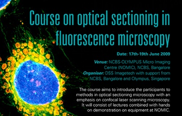 Course On Optical Sectioning By DSS Imagetech