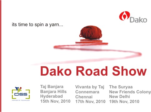 Dako Road Show By DSS Imagetech